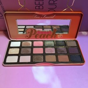 *USED* Too Faced Sweet Peach palette